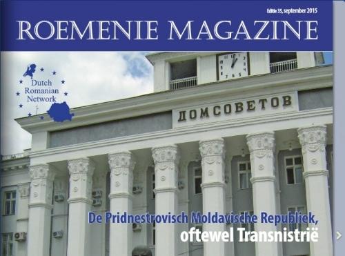 Roemenië Magazine