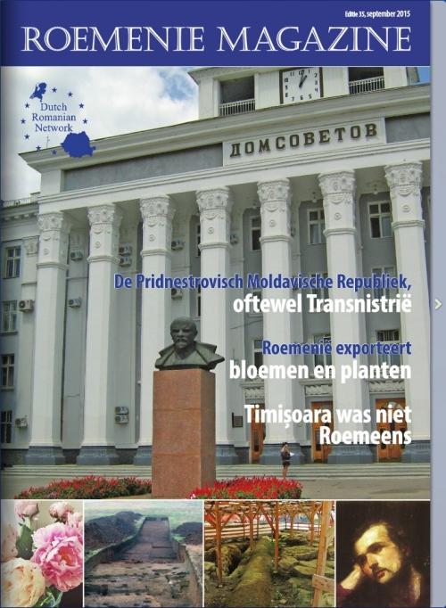 Roemenie Magazine Herfst-2015