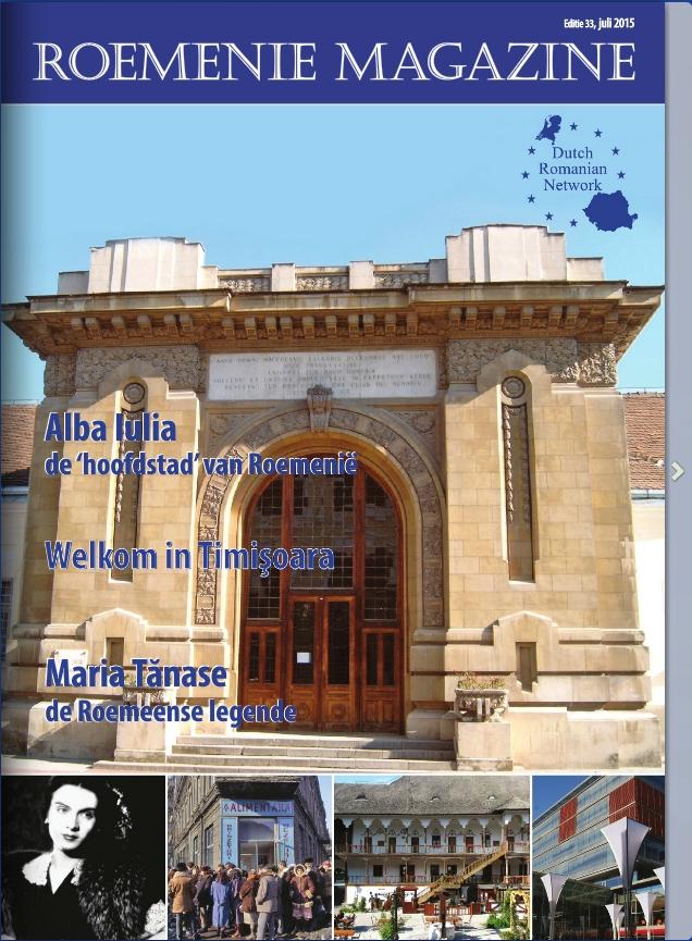Roemenie Magazine