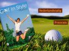 <b>Golf in style</B>