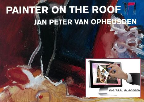 Jan Peter van Opheusden Painter-On-The-Roof